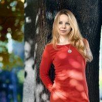 Иринка - осень :: Алексей Зайцев