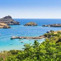 Остров Родос г. Линдос 2 :: Виталий