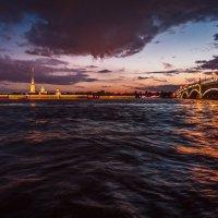 Троицкий мост. :: Алексей Шуманов