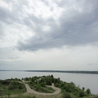 Слияние двух рек :: Валерий Конев