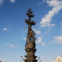 Памятник Петру I :: Нелли *