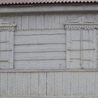 Старый дом в Новочеркасске. :: Береславская Елена