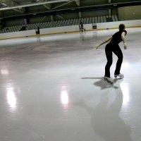 Юля, подготовка к чемпионату в Казани :: Владимир Агафонов