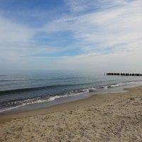 Море сливается с горизонтом :: Маргарита Батырева