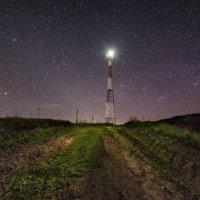 Звёздный маяк :: Александр Бортников