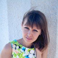 Синие глаза :: Екатерина Кузнецова