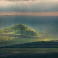 Золотой курган (официальное название горы). :: Фёдор. Лашков