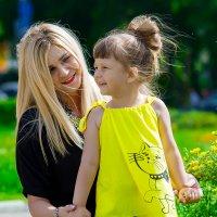 Ульяна и Софья :: Наталья Чевозерова