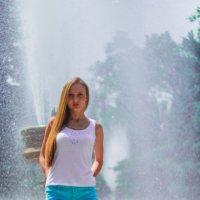 Инна модель :: Evgeniy Akhmatov