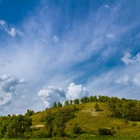Над холмами :: Игорь Желтов