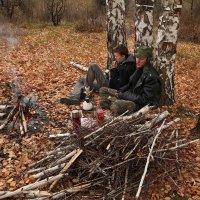 Встречи в лесу (из серии) :: Сергей Гульгас