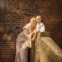 Материнская любовь :: Кристина Kottia