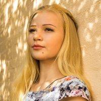 the girl with the birthmark :: Анна