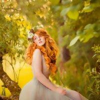 Добрая эльфийская сказка :: Anastasiya Filippova