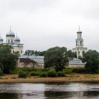 Юрьев монастырь В. Новгород :: Алексей Корнеев