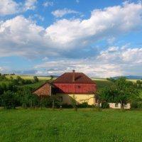 домик в деревне :: Ольга Богачёва
