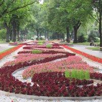 В Кремлевском саду :: Маера Урусова