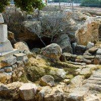 Иерусалим. Раскопки в кибуце Рамат Рахэль. :: Игорь Герман