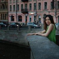 Прогулки. Белые ночи. :: Оксана Исмагулова