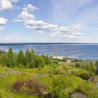 Онежское озеро. Медвежьегорск. :: Сергей Фомичев