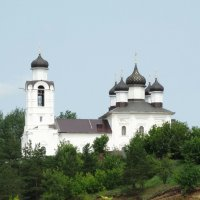 Свято Преображенский монастырь :: Александр Подгорный