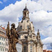 Церковь Богородицы в Дрездене :: Вадим *