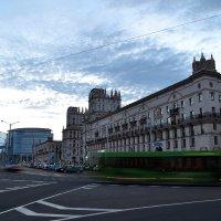 Минск, вокзал :: Ksy КорСор