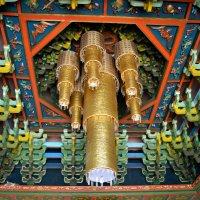потолок храма будды :: Евгений Боев
