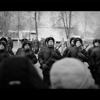 Мой солдат :: Анастасия Фролова