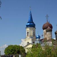 Сельский храм. :: Oleg4618 Шутченко