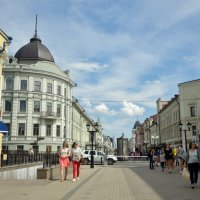 Улица Баумана :: Евгений Алябьев