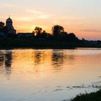 На закате :: Павел Ящук