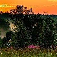 На закате :: Павел Кочетов