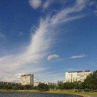 Сегодня ветрено :: Андрей Лукьянов