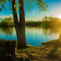 Хрустальное озеро! :: Ирина Антоновна