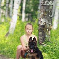 Тот, кто говорит, что счастье не купишь, никогда не покупал щенка. :: Анна Анновна