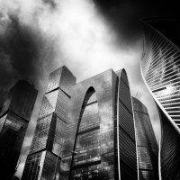 Moscow city :: Алексей Клименко