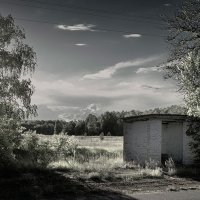 Безлюдная глушь. :: Андрий Майковский