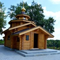 церквушка :: Евгений Боев