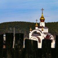 Церковь деревня Каменка Сысертский район :: Владимир Агафонов
