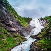 Водопад :: Алексей Щербаков