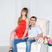Юлия+Дима :: Милана Михайловна Саиткулова