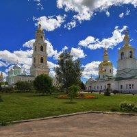 Серафимо-дивеевский троицкий монастырь :: serg Fedorov
