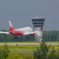 """Ещё немного... и """"Наш рейс заверщён , экипаж желает ВАМ всего доброго"""" :: Alexey YakovLev"""