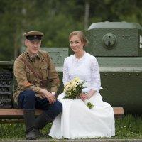 Свадьба Евгения и Анны :: Владимир Питерский