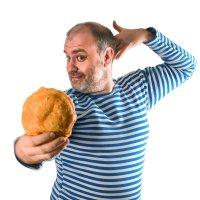Селфи на беляш с мясом :: Павел Сытилин