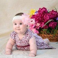 Маленькая леди :: Евгения Мартынова