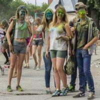 Фестиваль красок :: Дима Пискунов