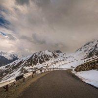 Дорога на ледники Алматы летом 2016 г. :: Марат Макс
