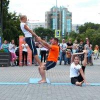 Акро-йога :: Дмитрий Арсеньев